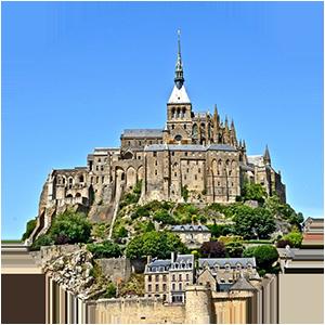 Echange de maison Bretagne France Mont St Michel