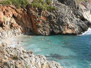 Visitare la Sicilia e la Riserva dello Zingaro;