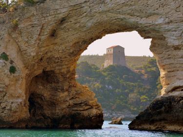 la riserva naturale di torre guaceto vacanze in puglia