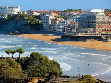 Visiter Biarritz au Pays Basque