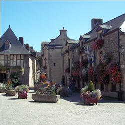 Visiter la Bretagne l'intérieur des terres