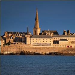 Visiter la Bretagne et découvrir St Malo