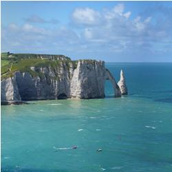 Visiter la Normandie et parcourir la côte normande