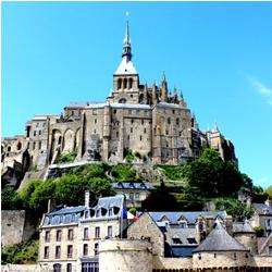 Visiter le Mont Saint Michel grâce à l'échange de maison conseil de HomeExchanger