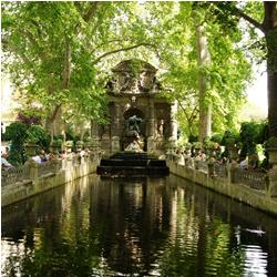 Se promener dans les parcs et jardins à Paris