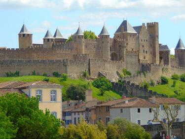 Visiter Carcassonne au printemps