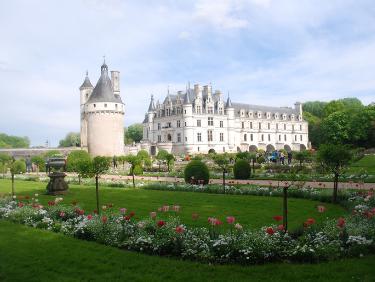 Visiter les chateaux de la Loire au printemps