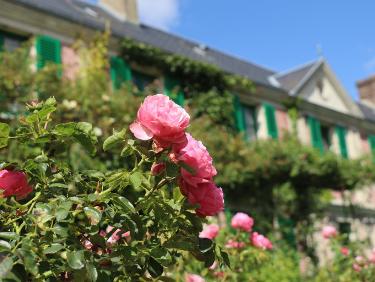 Visiter Giverny en Normandie pendant les vacances de printemps