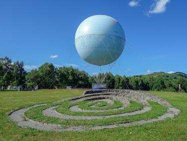 Visiter le parc Vulcania en Auvergne