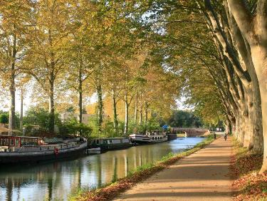 visiter le canal du midi echange de maison