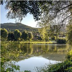 Visiter Ysoire en Haute-Savoie au printemps