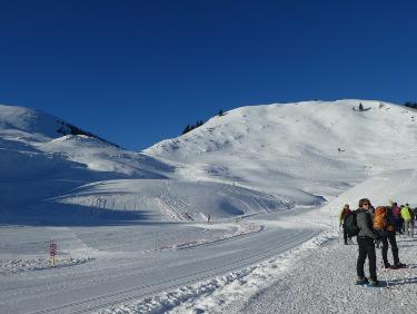 visiter les pyrenees pendant les vacances d'hiver