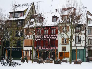 Visiter Strasbourg en hiver
