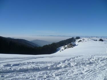 Visiter les Vosges en hiver en échange de maison