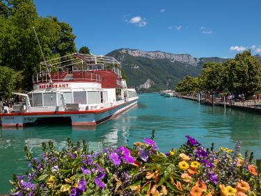 Echange de maison Annecy vacances en amoureux
