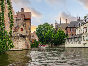 Echange de maison Bruges vacances en amoureux