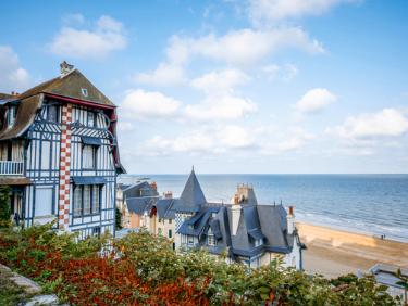 Deauville vacances en amoureux