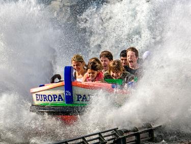 Echange de maison vacances en famille Europa Park en Allemagne