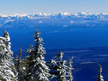 témoignage de membres : partir en randonnée au Mont Washington - échange de maison