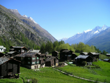 Echange de maison Seniors Zermatt Suisse