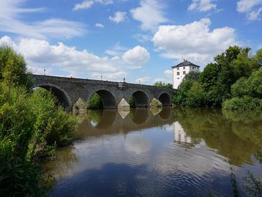 Entlang der Lahn: Hessen Limburg an der Lahn