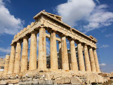 Echange de maison voyage culturel Athenes Grèce