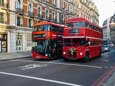 voyage culturel Londres
