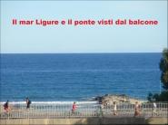 Alloggio al mare ad Andora, Liguria, Italia