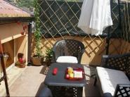 Monolocale a Reggio Calabria con veranda e terrazzo con sdraio