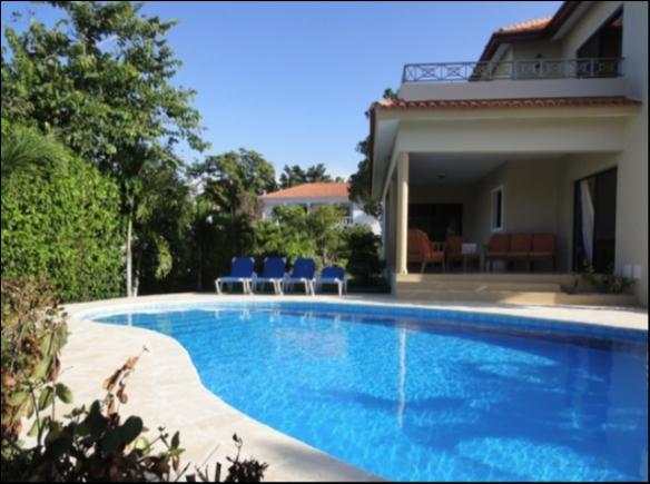 Free home exchange Villa avec piscine dans résidence sécurisée
